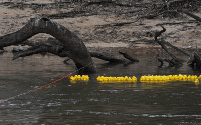 Annual Easter Duck Race