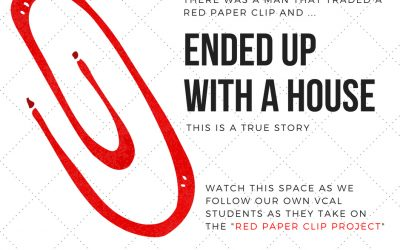 The Red Paper Clip Project