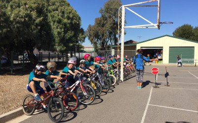 Bicycle Education Program