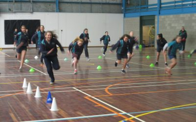 Australian Sports Commission Youth Participation Project (YPP)