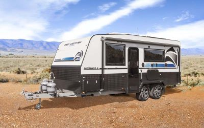 homepage caravan link